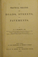 Portada de libro A Practical Treatise on Roads, Streets and Pavements